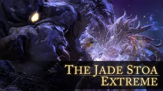 FFXIV - (SMN/PF) The Jade Stoa Extreme