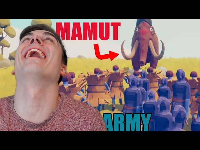 Fight simulace MAMUTA VS LIDI-1-TABS