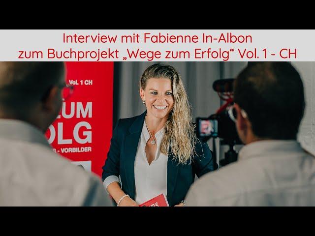 Interview mit Autorin Fabienne In-Albon zum Buch