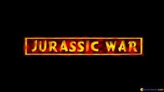 Jurassic War gameplay (PC Game, 1997)