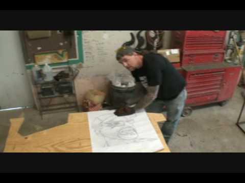 Plasma Cutting-The Art Of METAL Fabrication Part 1