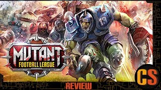 MUTANT FOOTBALL LEAGUE - REVIEW