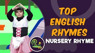 Top English Rhymes | Nursery Rhymes | Kids Learning Videos - Pari TV | 4K Video