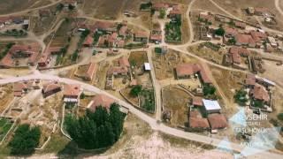 Nevşehir KOZAKLI taşlıhöyük köyü 2017 Akyürek ailesi