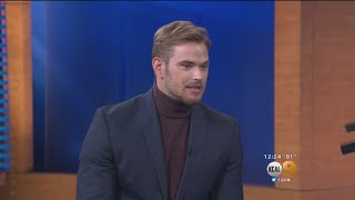 Actor Kellan Lutz Talks About His New Movie 'The Osiris Child'