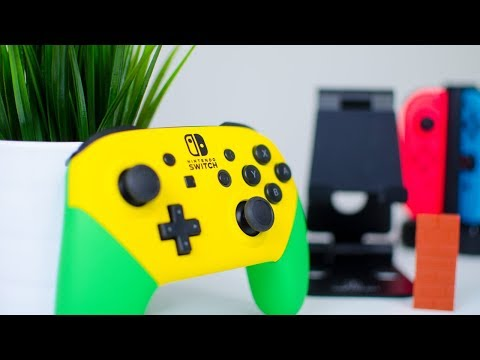 Nintendo Switch Accessories You Need In April 2018