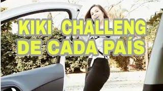 KIKI CHALLENG DE CADA PAÍS