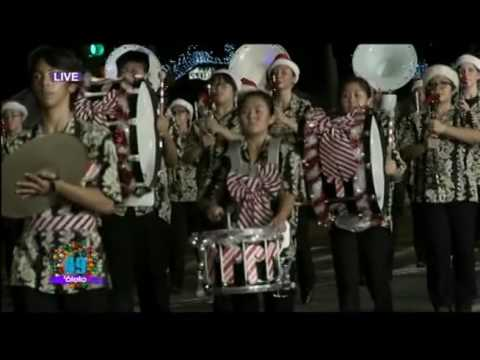 Honolulu City Lights Parade 2016 — TV Broadcast