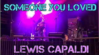 Gambar cover Someone You Loved - Lewis Capaldi live band cover #someoneyoulovedcover #someoneyoulovedlive