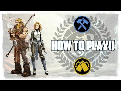 How to Play Guildball: Honour Masons & Tapper Brewers