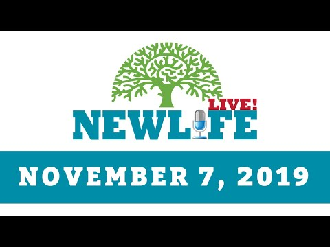 New Life Live! November 7, 2019 from YouTube · Duration:  55 minutes