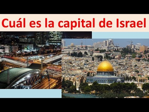 Cual Es La Capital De Israel