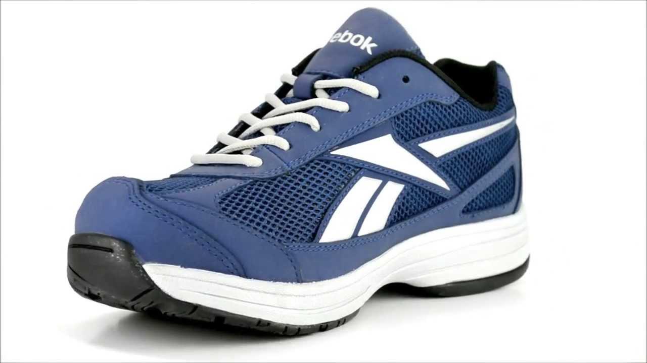 Men s Reebok RB1825 Work Shoe   Steel-Toe-Shoes.com - YouTube 6e16f75ce