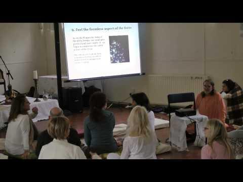 Swami Asokananda, Heart into Practice