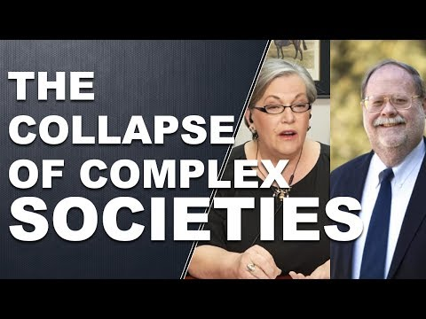 Lynette Zang interviews Dr. Joseph Tainter, author of The Collapse of Complex Societies