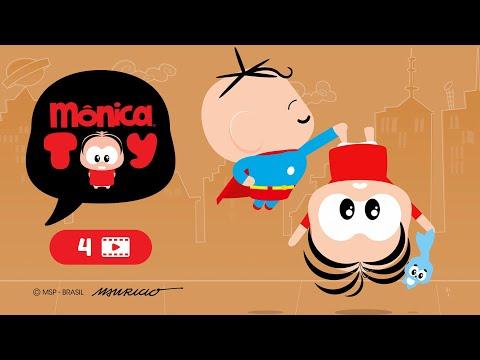 Mônica Toy   4ª temporada completa (26 episódios + 1 especial - 13 minutos)