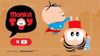 Mônica Toy | 4ª temporada completa (26 episódios + 1 especial - 13 minutos)