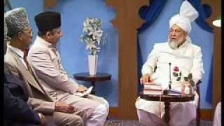 Calling a Non-Ahmadi Aalim Maulana (Urdu)