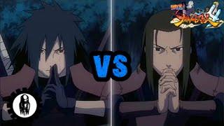 NARUTO ULTIMATE NINJA STORM 4: (PS4) Madara Uchiha vs Hashirama Senju - Gameplay 3