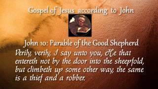 John 10: Parable of the Good Shepherd