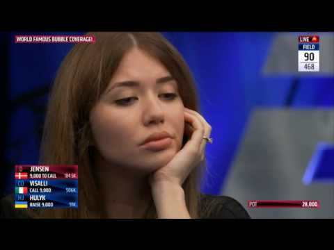 EPT 13 - Malta 2016: Main Event, Day 3. HD Online Video