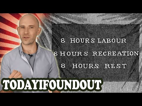 Why a Typical Work Day is 8 Hours Long