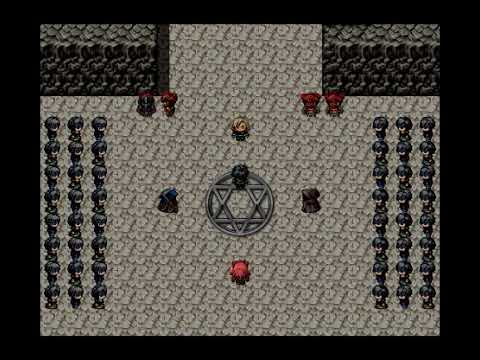 I found this game I don't remember making in RPGMaker |