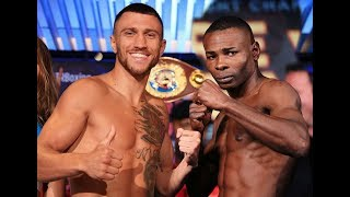 Lomachenko vs Rigondeaux _ Very much looking forward to !!!