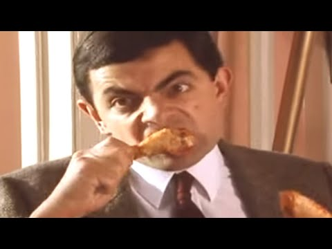 Eating Competition | Mr. Bean Official