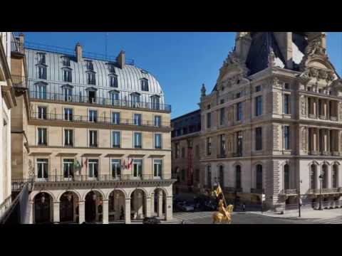 Regina Hotel, 5 Star Hotels In Paris, Paris Hotels
