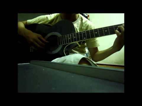 (Final Fantasy VII)  The Nightmare Begins (Vincent Valentine's theme) (Acoustic Guitar Solo)