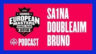 Sa1na, DoubleAiM i Bruno - Fortuna Podcast