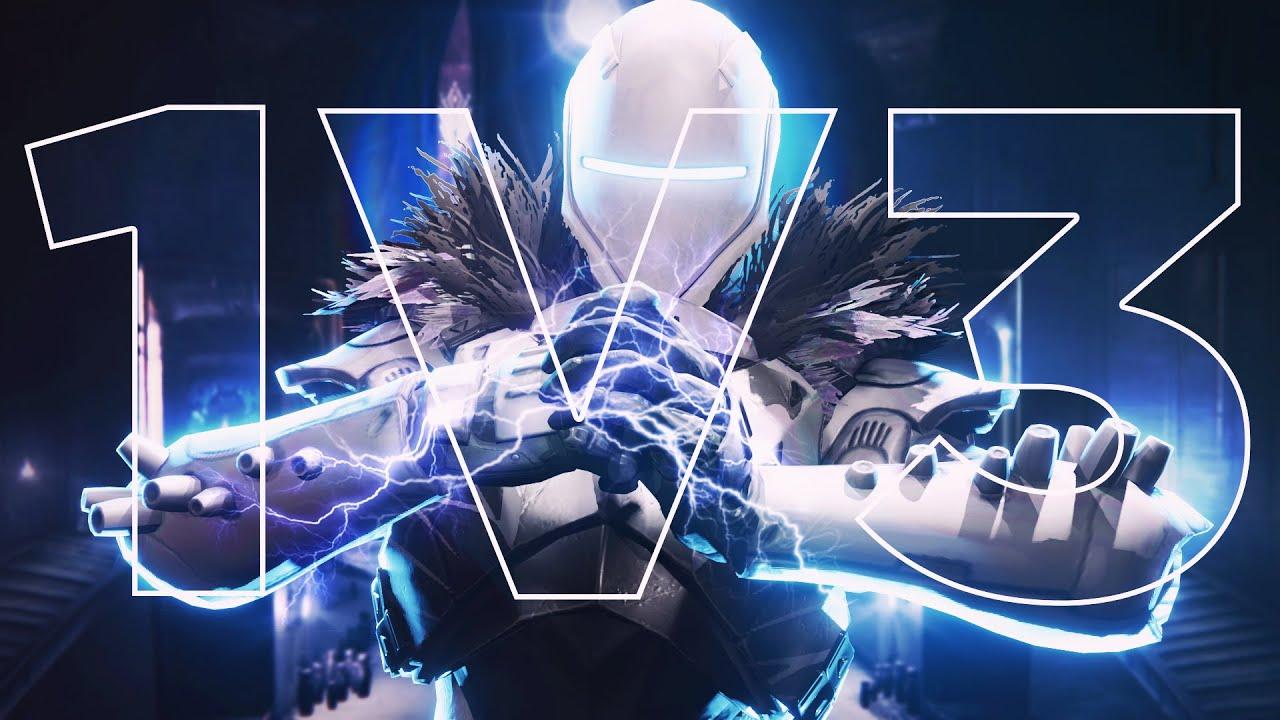 Download 1v3 Trials: Cauldron / Striker
