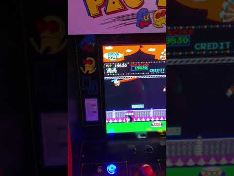 Arcade 1up 40th anniversary Pac-Man raspberry pi mod from hookupskid85