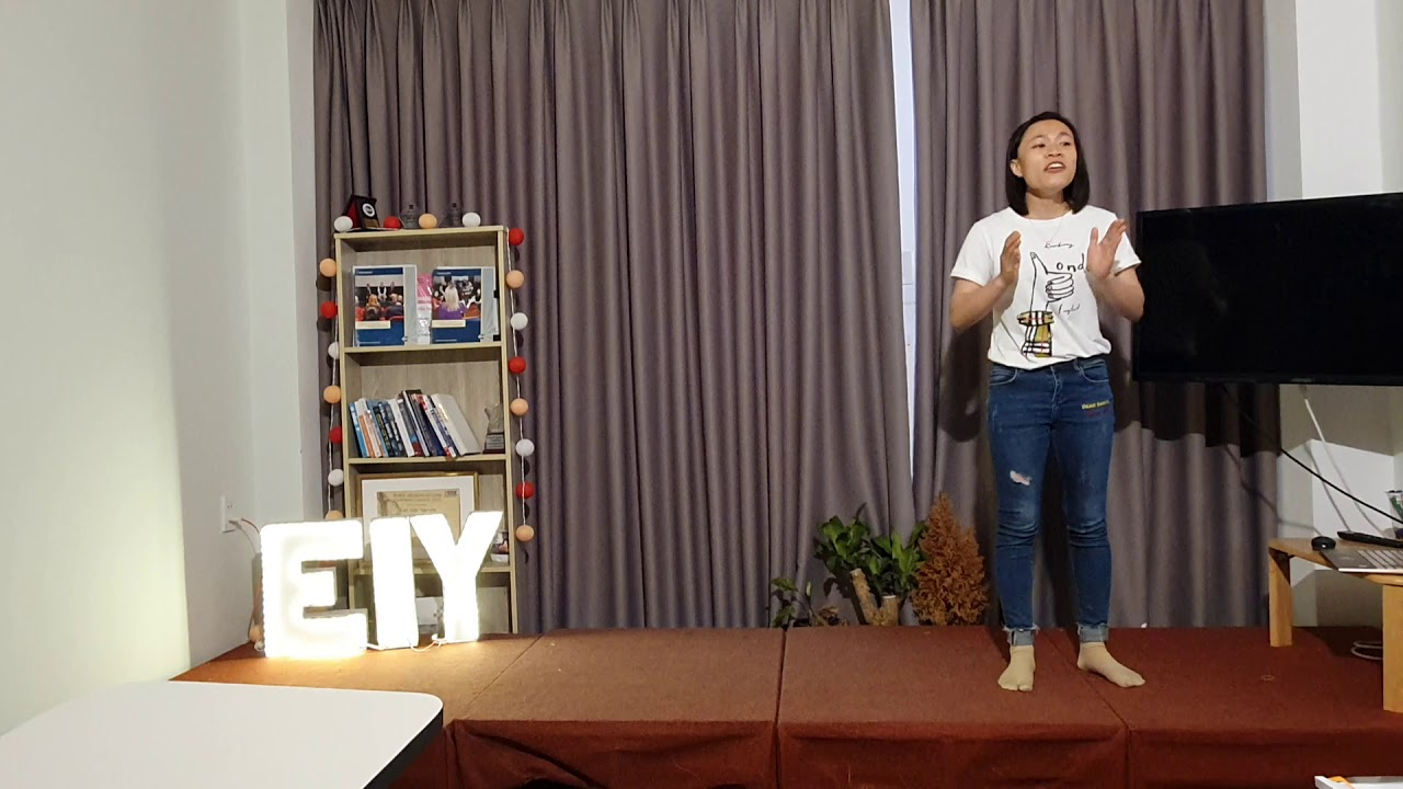 EIY - The Art of Public Speaking PS25 - Final speech No ...
