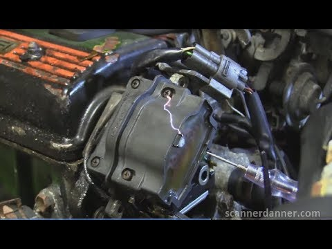 Ignition System Operation & Testing - (No Spark Toyota Celica)-Part 2