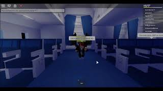 Survive the plane monster! in roblox