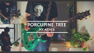 Porcupine Tree - My Ashes  - instrumental guitar cover