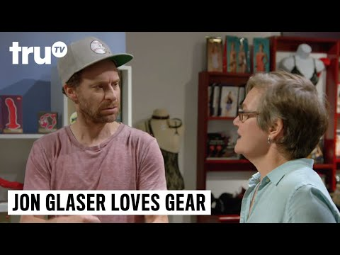 Jon Glaser Loves Gear - Crying in a Sex Shop