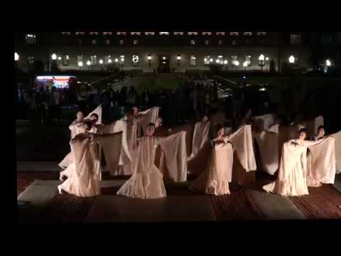 2018 Columbia Night Market 哥大夜市 | 舞韵 汉唐古典舞《洛水佼人》 Columbia China Dance