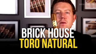 Charuto Brick House Toro Natural