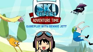 Ski Safari Adventure Time Gameplay Highlight