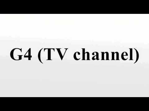 G4 (TV channel)