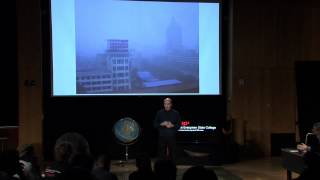 The paradox of per capita CO2 emissions: Larry Geri at TEDxTheEvergreenStateCollege