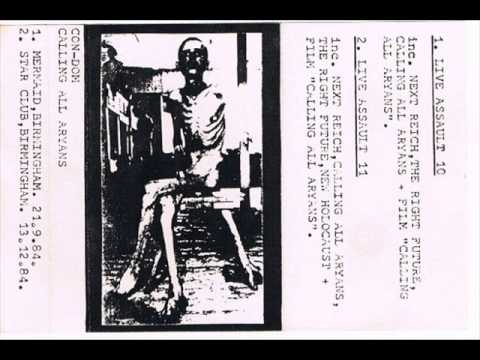 Con Dom - CAA Part A (1984 Radical Power Electronics / Industrial Noise)