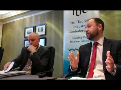 Eoghan O'Mara Walsh Supply of hotel beds in Dublin needs to catch up with demand