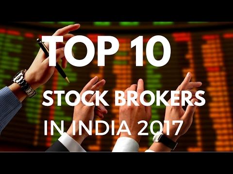 Top 10 Stock Brokers in India