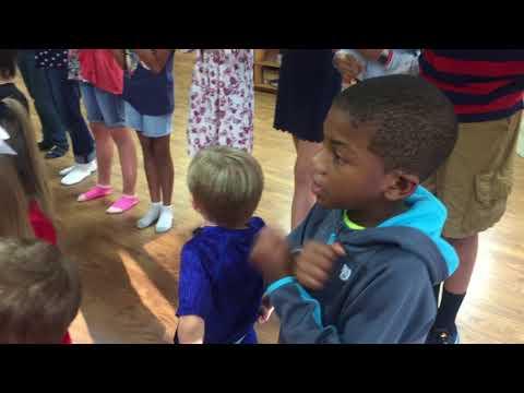Montessori School of Rome Peace Day 9/21/17