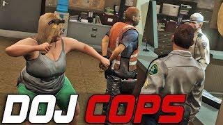 Dept. of Justice Cops #314 - Drunk Shenanigans (Criminal)