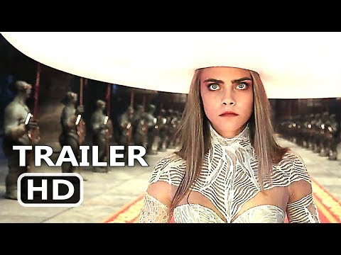 VALERIAN  - Hollywood Trailer  2017 - Priceless  Official Clip